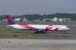 かずまっくすさんが、成田国際空港で撮影したデルタ航空 767-432/ERの航空フォト(写真)
