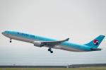 zibaさんが、中部国際空港で撮影した大韓航空 A330-323Xの航空フォト(写真)