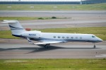 zibaさんが、中部国際空港で撮影したアメリカ企業所有 G-V-SP Gulfstream G550の航空フォト(写真)
