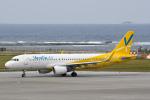 panchiさんが、那覇空港で撮影したバニラエア A320-214の航空フォト(写真)