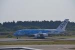 hirokongさんが、成田国際空港で撮影した全日空 A380-841の航空フォト(写真)