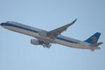 代打の切札さんが、関西国際空港で撮影した中国南方航空 A321-211の航空フォト(写真)