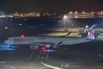 ユウイチ22さんが、羽田空港で撮影したカタール航空 A350-941XWBの航空フォト(写真)