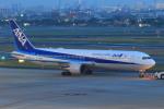 rokko2000さんが、伊丹空港で撮影した全日空 767-381/ERの航空フォト(写真)