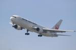 mahiちゃんさんが、羽田空港で撮影した日本航空 767-346/ERの航空フォト(写真)