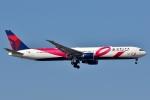 SKY TEAM B-6053さんが、成田国際空港で撮影したデルタ航空 767-432/ERの航空フォト(写真)