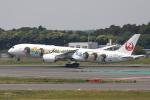 Daidai☆彡さんが、成田国際空港で撮影した日本航空 787-9の航空フォト(写真)