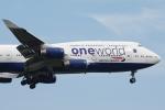 zettaishinさんが、ジョン・F・ケネディ国際空港で撮影したブリティッシュ・エアウェイズ 747-436の航空フォト(写真)