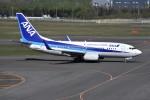kumagorouさんが、新千歳空港で撮影した全日空 737-781の航空フォト(写真)