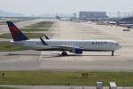 神宮寺ももさんが、関西国際空港で撮影したデルタ航空 767-332/ERの航空フォト(写真)