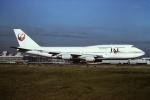 tassさんが、羽田空港で撮影した日本航空 747-446Dの航空フォト(写真)