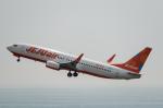 zibaさんが、中部国際空港で撮影したチェジュ航空 737-8ASの航空フォト(写真)