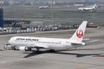 空が大好き!さんが、羽田空港で撮影した日本航空 767-346/ERの航空フォト(写真)