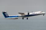 zibaさんが、中部国際空港で撮影したANAウイングス DHC-8-402Q Dash 8の航空フォト(写真)