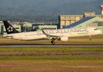 ITM58さんが、小松空港で撮影したエバー航空 A321-211の航空フォト(写真)