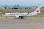 ITM58さんが、小松空港で撮影した日本トランスオーシャン航空 737-8Q3の航空フォト(写真)