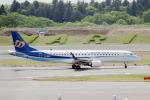 eagletさんが、成田国際空港で撮影したマンダリン航空 ERJ-190-100 IGW (ERJ-190AR)の航空フォト(写真)