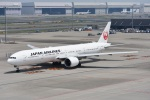 空が大好き!さんが、羽田空港で撮影した日本航空 777-346/ERの航空フォト(写真)