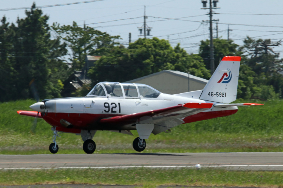 Wasawasa-isaoさんの航空自衛隊 Fuji T-7 (46-5921) 航空フォト