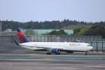 KAZFLYERさんが、成田国際空港で撮影したデルタ航空 767-3P6/ERの航空フォト(飛行機 写真・画像)