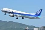 MiYABiさんが、徳島空港で撮影した全日空 A321-272Nの航空フォト(写真)