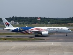 CR51ANさんが、成田国際空港で撮影したマレーシア航空 A350-941XWBの航空フォト(写真)