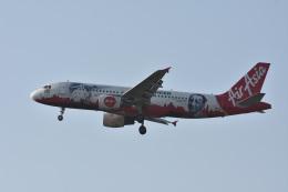 Kilo Indiaさんが、チャトラパティー・シヴァージー国際空港で撮影したエアアジア・インディア A320-216の航空フォト(飛行機 写真・画像)