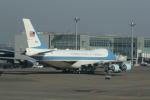 JA1118Dさんが、羽田空港で撮影したアメリカ空軍 VC-25A (747-2G4B)の航空フォト(写真)