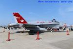 いおりさんが、岩国空港で撮影したアメリカ海軍 F/A-18C Hornetの航空フォト(写真)