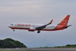 mojioさんが、静岡空港で撮影したチェジュ航空 737-83Nの航空フォト(写真)