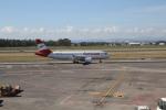 ilv583さんが、カターニア・フォンターナロッサ空港で撮影したオーストリア航空 A320-214の航空フォト(写真)