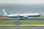 kuraykiさんが、羽田空港で撮影したアメリカ空軍 757-2Q8の航空フォト(写真)