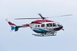 ヒロジーさんが、出雲空港で撮影した島根県防災航空隊 BK117C-2の航空フォト(写真)