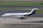 ハム太郎。さんが、羽田空港で撮影したBMW FIugdienst  Gulfstream Aerospaceの航空フォト(写真)