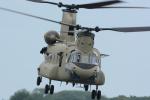 banshee02さんが、横須賀基地で撮影したアメリカ陸軍 CH-47Fの航空フォト(飛行機 写真・画像)
