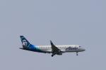しかばねさんが、シアトル タコマ国際空港で撮影したホライゾン航空 ERJ-170-200 LR (ERJ-175LR)の航空フォト(飛行機 写真・画像)