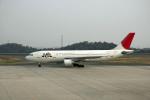 Gambardierさんが、岡山空港で撮影した日本航空 A300B4-622Rの航空フォト(写真)