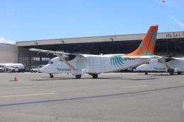 A350XWB-HNDさんが、ダニエル・K・イノウエ国際空港で撮影したトランスエア 360-300 (SD3-60)の航空フォト(飛行機 写真・画像)