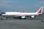 Hiro-hiroさんが、成田国際空港で撮影したエア・インディア 747-337Mの航空フォト(写真)