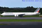 いおりさんが、成田国際空港で撮影したエールフランス航空 777-328/ERの航空フォト(写真)