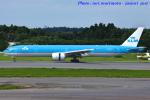 いおりさんが、成田国際空港で撮影したKLMオランダ航空 777-306/ERの航空フォト(写真)