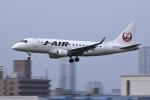 we love kixさんが、伊丹空港で撮影したジェイ・エア ERJ-170-100 (ERJ-170STD)の航空フォト(飛行機 写真・画像)