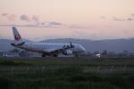 team 2stroke fiveさんが、仙台空港で撮影したジェイ・エア ERJ-190-100(ERJ-190STD)の航空フォト(写真)
