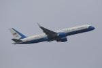 ハルモンさんが、羽田空港で撮影したアメリカ空軍 C-5A Galaxyの航空フォト(写真)
