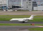 ハム太郎。さんが、羽田空港で撮影した金蟷螂建築装飾会社 G350/G450の航空フォト(写真)