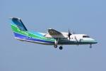 SKY☆101さんが、福岡空港で撮影したオリエンタルエアブリッジ DHC-8-201Q Dash 8の航空フォト(写真)