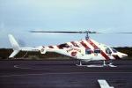 tassさんが、東京ヘリポートで撮影した阪急航空 222の航空フォト(飛行機 写真・画像)