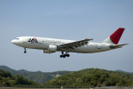 Gambardierさんが、広島空港で撮影した日本航空 A300B4-622Rの航空フォト(写真)