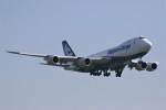ドラパチさんが、成田国際空港で撮影した日本貨物航空 747-8KZF/SCDの航空フォト(写真)