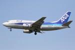 ドラパチさんが、成田国際空港で撮影したANAウイングス 737-54Kの航空フォト(写真)